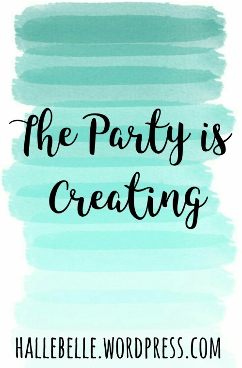 The Party is Creating: A Fall Canvas // The Party // Halle Belle // @hallebelleandtheparty